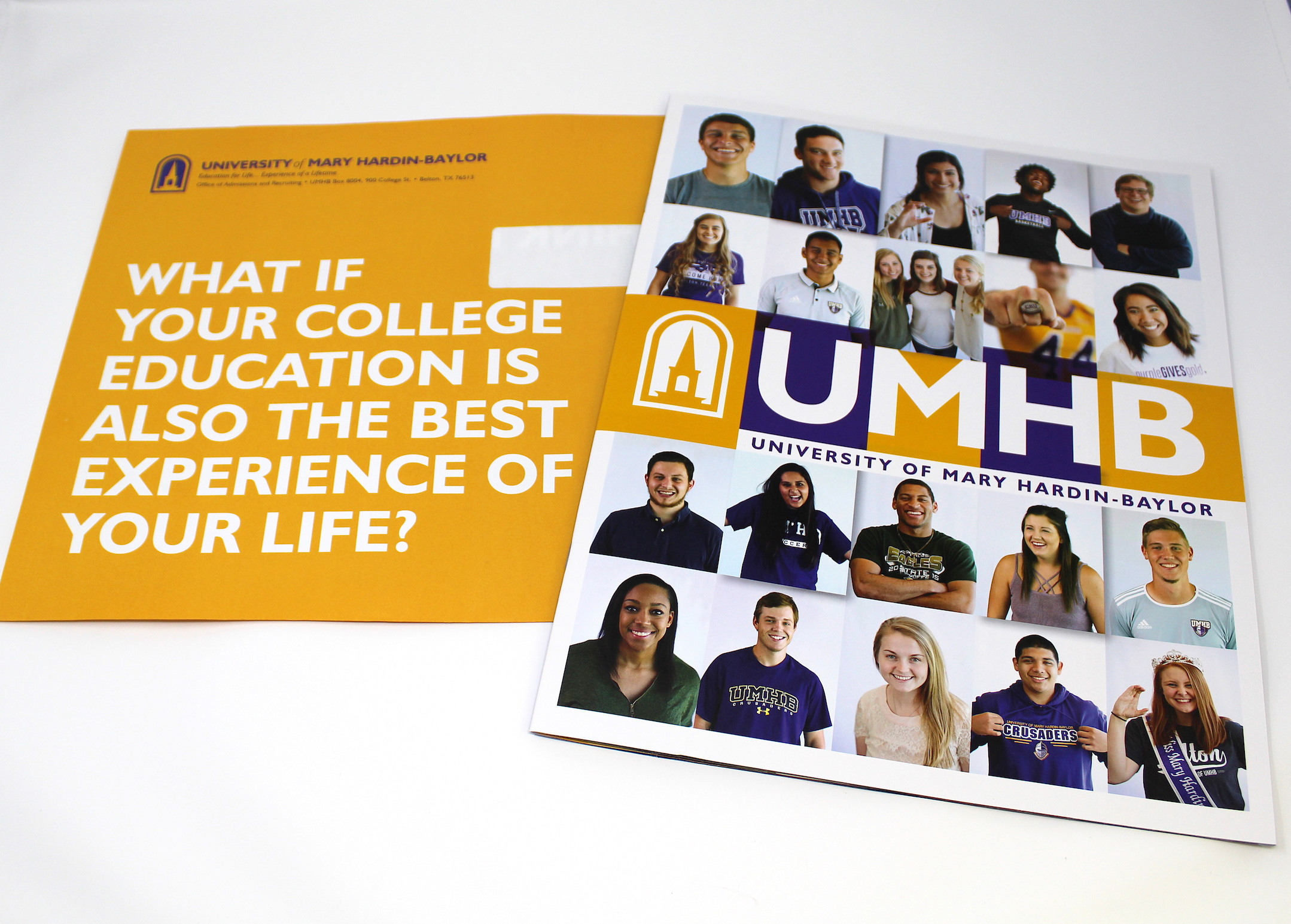 direct mail for prospective students